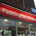 3D Cut Lettering | Paddington Estates London