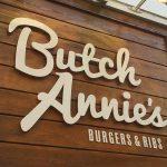 3D Cut Lettering | Butch Annies