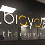 Acrylic Sign | Bicycle Therapeutics