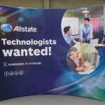 Tensioned Display Stand | Allstate