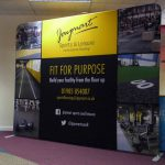 Tensioned Display Stand | Jaymart Sports & Leisure