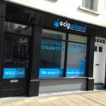 Shop Signs & Window Graphics | E-Cig Wizard