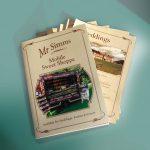Brochure & Flyers   Mr Simms Mobile Sweet Shoppe