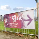 PVC Banner | Art Show