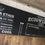 Wall Vinyls | E-Cig Wizard