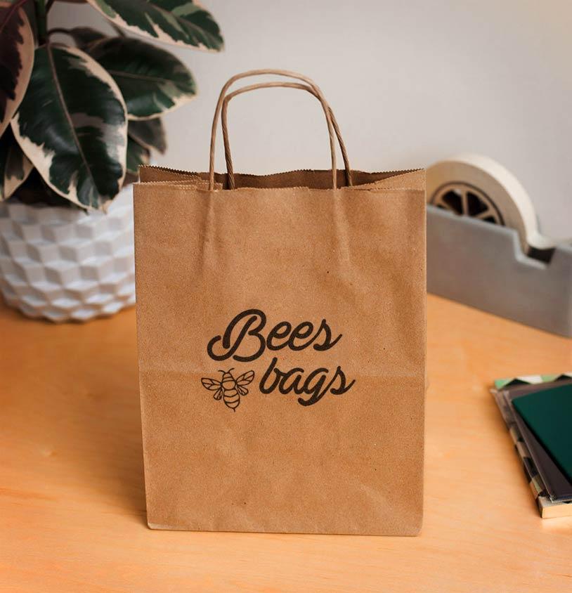 Bee's Bags – Packaging