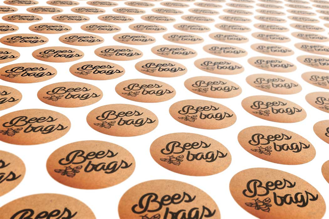 Bee's Bags – Stickers